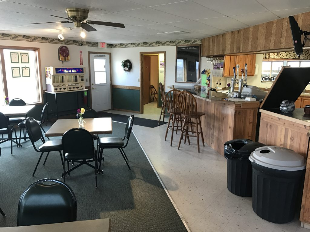 elks clubhouse bar